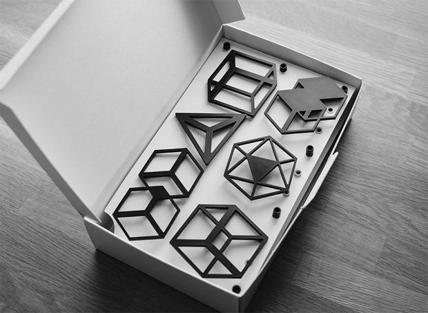 fogas, fém, Gancho, geometria, geometrikus, dekoráció