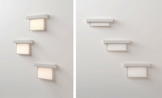 Siyu Lou, lámpa, világítás, elasztikus, ablak