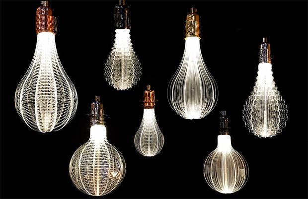 izz�, LED, akril, URI, f�ny, vil�g�t�s