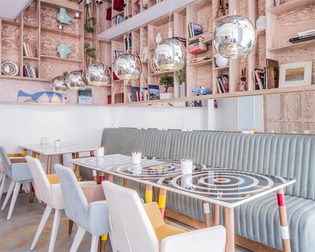 szálloda, hotel, The Joke Hotel, színes, játékos, Maidenberg Architecture, Philippe Maidenberg