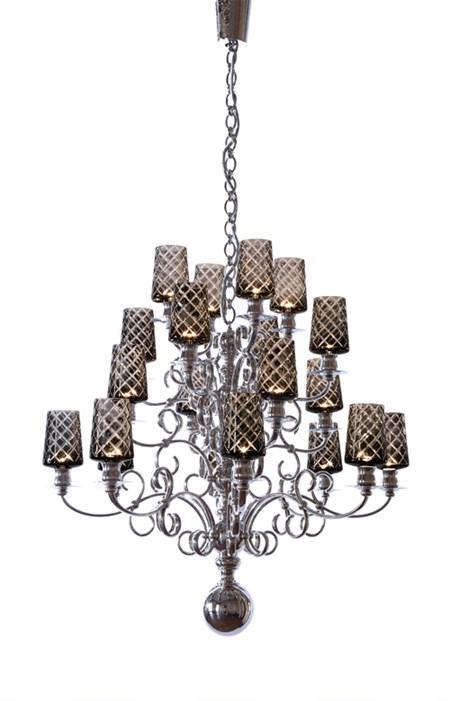 Christofle, Marcel Wanders, csillár, lámpa, állólámpa