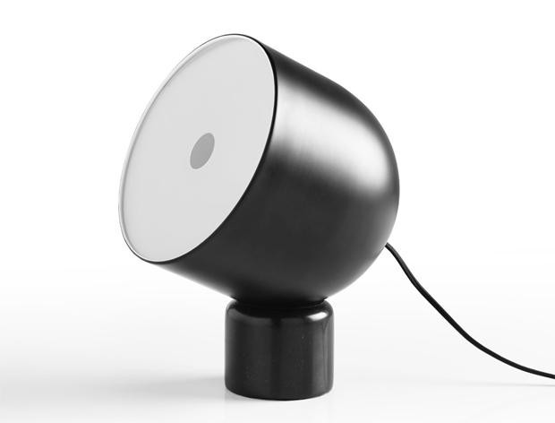 Faro, lámpa, olvasólámpa, hangulatvilágítás, mágnes, Bolia, LaSelva Design Studio