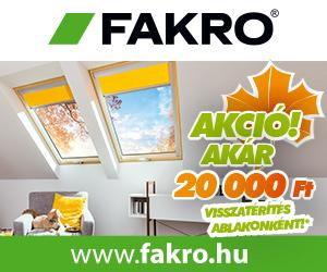 FAKRO banner